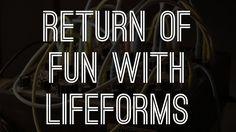 Return of Fun with Lifeforms: Double Helix Oscillator