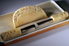 The Creative Museum in Exhibition: Le Japon Amoureux | Barbaraanne's Hair Comb Blog