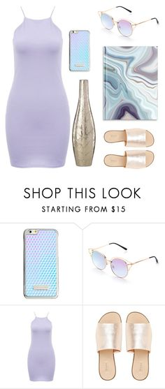"""Trend Watch: Jewel Tones"" by bncollege on Polyvore featuring Skinnydip, L.E.N.Y. and Lenox"