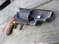 1847 Colt Walker Revolver snub nose