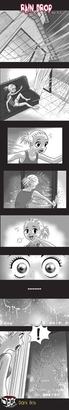 Silent Horror :: Rain Drop | Tapastic Comics - image 1
