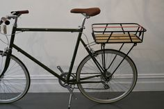 Gamoh rear basket and rack strap