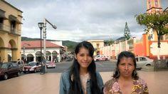 Dronie de Brujas en Plaza Central, San Andrés Tuxtla, México - #droniesd...