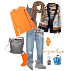 """""""cozy for today!!"""" by jckallan on Polyvore"""
