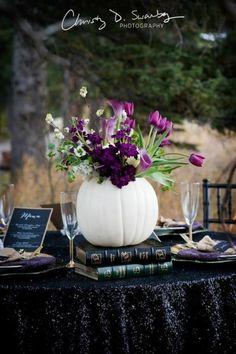 deeccd0c7e1481fde641897fb1afc855  pumpkin wedding halloween weddings - Halloween Events! (Spooky) Ideas and Inspiration