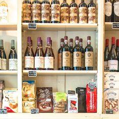 Italienische Spezialitäten bei Salumeria Lamuri | creme berlin