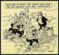 Le radeau de la méduse Haddock Tintin, Lotus Bleu, Captain Haddock, Herge Tintin, Comic Art, Comic Books, Ligne Claire, Human Condition, Latest Books