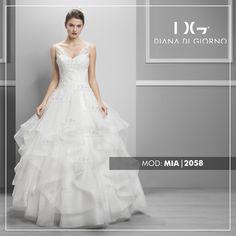 Catalogo de vestidos de novia diana di giorno