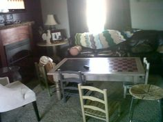 chairs,table