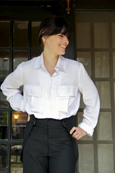 BURDA PATTERN October 2010 and helpful links whiteshirt