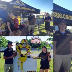 Pop by the TIMFL season finale at Bayridge SS today until 4pm to meet Queen's Gael rec. Matteo Del Bronco and find out how you can get your Gaels Football season tickets and win some fun prizes! #GaelsInYourCommunity - http://ift.tt/1HQJd81