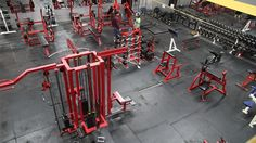 Ultimate fitness is a large and dynamic facility in Port Moody, a block away from the West Coast Express train station, one street back from St. Gym Club, Fitness Facilities, Train Station, Training Programs, Fun Workouts, West Coast, Personal Trainer, Vancouver, Street