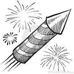 firework illustration