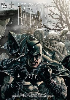 Inspired by Charles Dickens' immortal classic A Christmas Carol, BATMAN: NOEL features different interpretations of The Dark Knight, along with his enemies and allies, in different eras. Description from goodreads.com. I searched for this on bing.com/images
