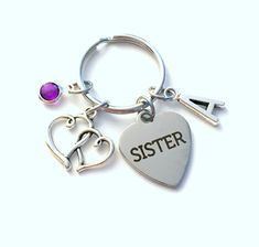 GUARDIAN ANGEL SPECIAL FRIEND FAMILY MOTHER GRANDMA SISTER  Key ring Bag Charm