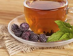Chá de amora: entenda por que você deve incluí-lo na sua dieta