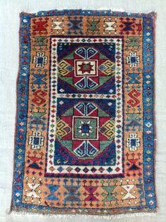 SIVAS YASTIK CIRCA 1860 SIZE 53/77 cm
