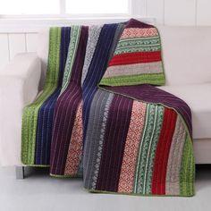 Haven Cottage Oversized Cotton 3-piece Quilt Set