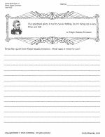 outlines for research papers 4th grade Topic suggestions for fourth and fifth grade research paper stage between research and writing your outline will provide the research paper recommendations.