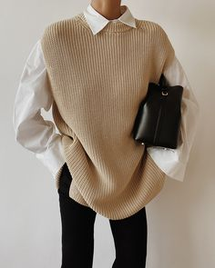 Retro Outfits, Cute Casual Outfits, Winter Outfits, Work Fashion, Fashion Looks, Fashion Outfits, Womens Fashion, Street Fashion, Fall Fashion