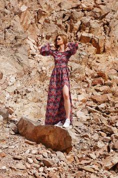 sukienka mozaika bordowa (2)