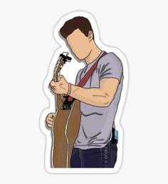 Shawn Mendes (Mercy) Sticker