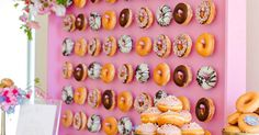 What do you do when one donut on its own isn't enough? You go ahead and create a…