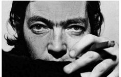 """Julio Cortazar, born August 26, 1914. Cortázar was a novelist, short story writer, and essayist. Known as one of the founders of the Latin American Boom, Cortázar influenced an entire generation of writers in the Americas and Europe. He has been called both a """"modern master of the short story"""" and, by Carlos Fuentes, """"the Simón Bolívar of the novel."""" (photo and blurb from Vintage Books & Anchor Books)"""