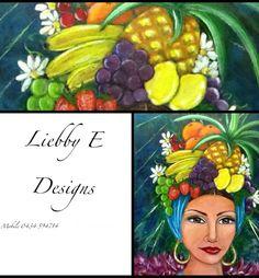 Original art by Liebby E .