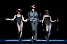 Fosse | One week of intense Master Classes taught by Fosse veterans Lloyd ...