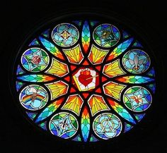 Photographing Church Stained Glass Windows