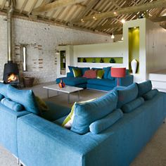 Greenway Barns - The Big Cottage Company - kate & tom's - Norfolk Holiday House