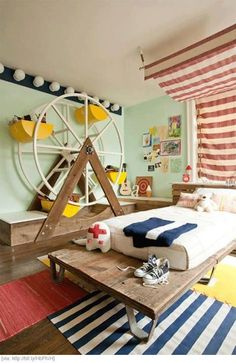amazing kids room!
