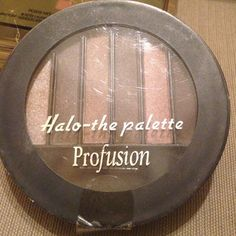 Profusion Halo the palette All neutral shimmer shadows. Gorgeous and never used. Profusion Makeup Eyeshadow