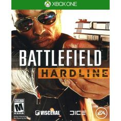Battlefield Hardline (Xbox One) Battlefield Hardline, Battlefield 4, Ps3, Playstation, Ea Games, Xbox 360 Games, Jeux Xbox One, Cops And Robbers, Game Codes