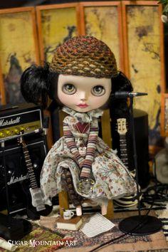 Touching Souls. Bohemian Maxi Dress Cozy by SugarMountainArt