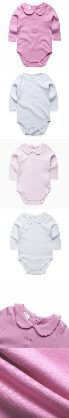 2016 New Winter Newborn Baby Clothing Infant Baby Clothes Baby Romper Body One Piece Long Sleeve Babies Broadcloth Christmas $14.2