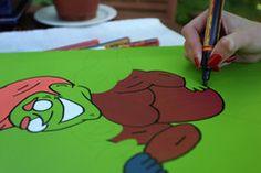 Spray Art