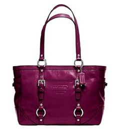 !@Best Buy Coach Patent Leather Gallery Tote 10380M    Price: $298.00    .Check Price >> http://loanoneday.com/sale/landingpage.php?asin=B00891T8AK