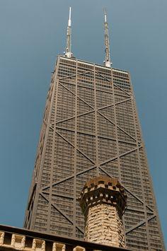 Water Tower,Chicago,IL,Estados Unidos