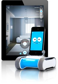 Romotive | The Fun Personal Smartphone Robot that You Can Program