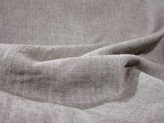 IV12B-19 Cotton Shirting - Taupe and White Herringbone ($5.99/yard)