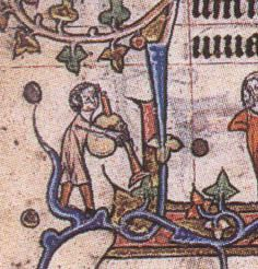 Bagpipes in Medieval Manuscripts