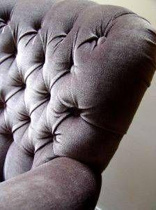 How To Clean Velvet Furniture Diy Makeover Crushed