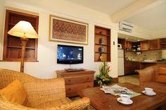 Three Bedroom Suites - Living Room