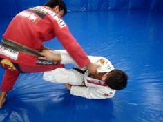 Berimbolo! ハファエル・メンデス ブラジリアン柔術テクニック Rafael Mendes