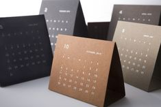 Desk Calender, Diy Calendar, Calendar 2018, Print Calendar, Calendar Design, Corporate Gifts, Layout Design, Stationery, Design Inspiration