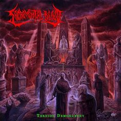 "MUSIC EXTREME: SACRAMENTAL BLOOD RELEASES ""TERNION DEMONARCHY"" / ... #sacramentalblood #metal #deathmetal #musicextreme #brutal #serbia #metalhead #metalmusic #metalhammer #metalmaniacs #terrorizer #ATMetal #loudwire #Blabbermouth #Bravewords"