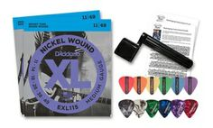 Groupon - D'Addario Electric or Acoustic Guitar String-Changing Kit. Free Returns. in Online Deal. Groupon deal price: $16.99