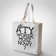 torba WOREK MOSZ NOWY? (proj. TiwoliShop), do kupienia w DecoBazaar.com